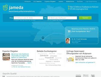 Thumbshot of Jameda.de