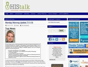 histalk2.com screenshot