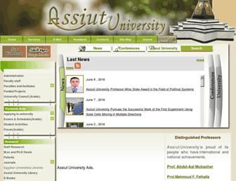 Thumbshot of Aun.edu.eg