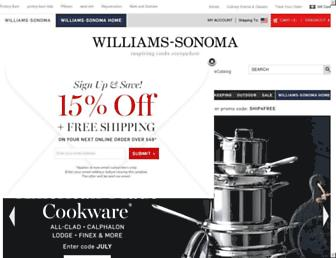 Thumbshot of Williams-sonoma.com