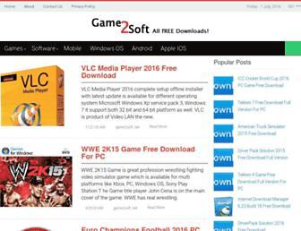 game2soft.net screenshot