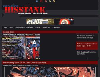 Thumbshot of Hisstank.com