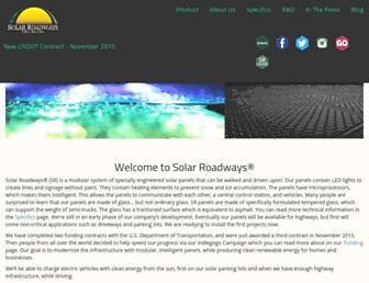 Thumbshot of Solarroadways.com