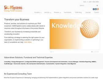 siomsystems.com screenshot