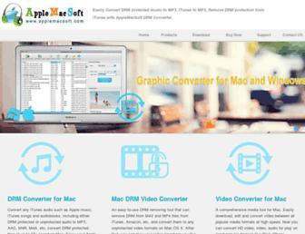 applemacsoft.com screenshot