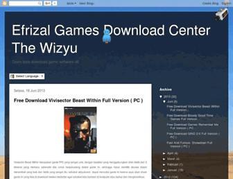 efrizaldegriyanto.blogspot.com screenshot