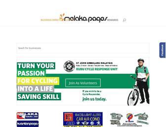 melakapages.com screenshot