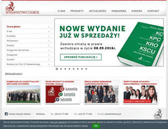 Fullscreen thumbnail of beck.pl