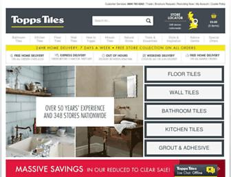 Thumbshot of Toppstiles.co.uk