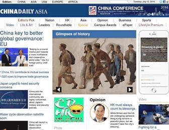 chinadailyasia.com screenshot