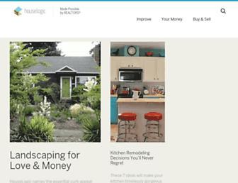 houselogic.com screenshot