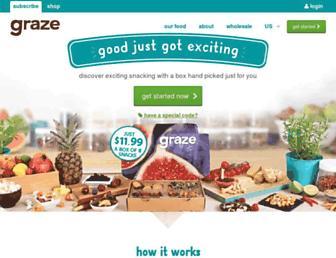 Thumbshot of Graze.com