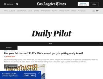 Thumbshot of Dailypilot.com