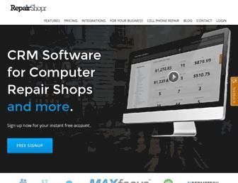 Thumbshot of Repairshopr.com