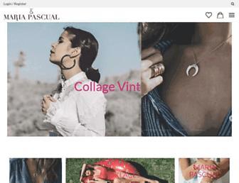 Thumbshot of Maria-pascual.com