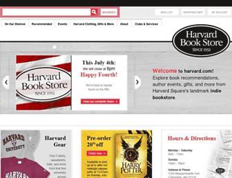 Thumbshot of Harvard.com
