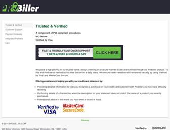 Thumbshot of Probiller.com