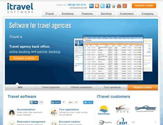 Thumbshot of Itravelsoftware.com