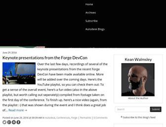 through-the-interface.typepad.com screenshot