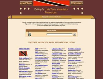 delloyd.50megs.com screenshot