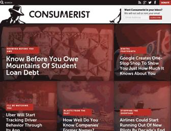 consumerist.com screenshot