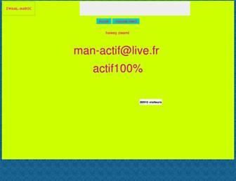zwaml-maroc.webobo.biz screenshot