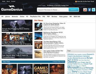 Thumbshot of Gamegeniuses.com