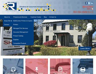 rotcsolutions.com screenshot