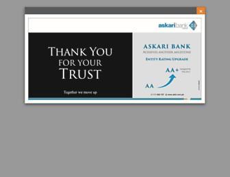 Thumbshot of Askaribank.com.pk
