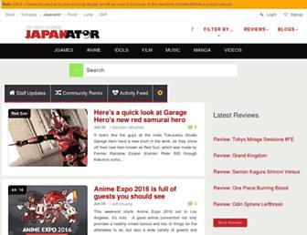 Thumbshot of Japanator.com
