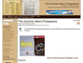 ecmarsh.com screenshot