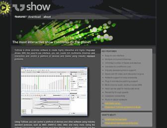 tjshow.com screenshot