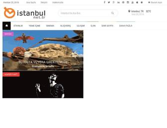 Thumbshot of Istanbul.net.tr