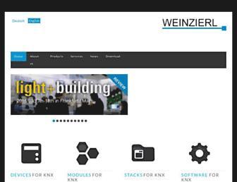 weinzierl.de screenshot