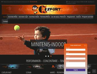 k-sport.ro screenshot