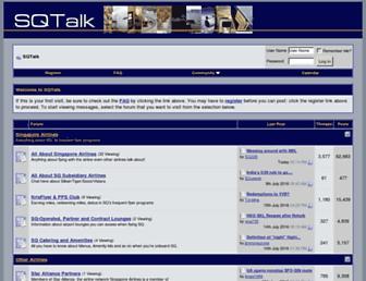 sqtalk.com screenshot