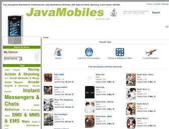 nokia-asha-311.java-mobiles.com screenshot
