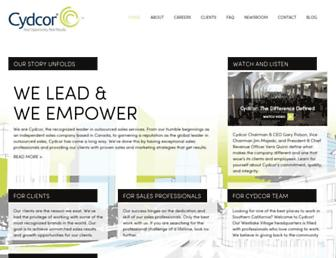 Thumbshot of Cydcor.com