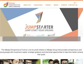 ent-fund.org screenshot