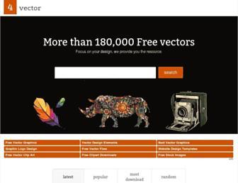 Thumbshot of 4vector.com