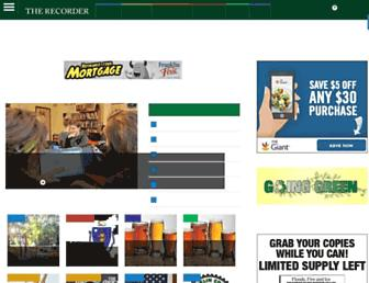 recorder.com screenshot