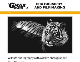 gmaxstudios.com screenshot