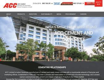 acclimited.com screenshot