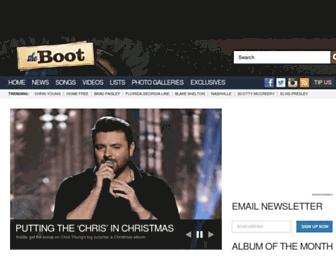 Thumbshot of Theboot.com