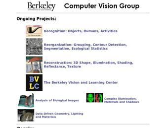 Thumbshot of Berkeleyvision.org