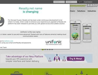 resalty.net screenshot