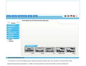 nokindustry.com screenshot