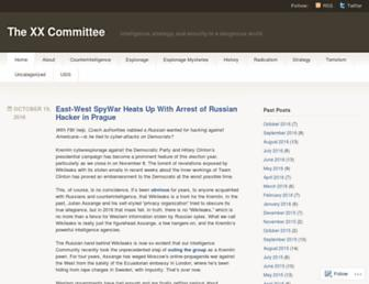 20committee.com screenshot