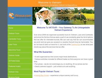Thumbshot of Vktour.com