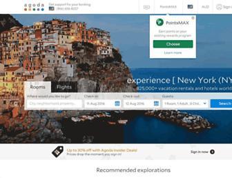 Thumbshot of Agoda.com.au